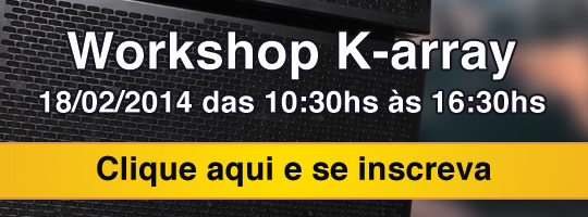 Workshop K-Array – 18/02 – SP