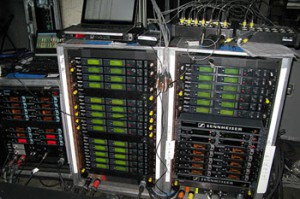Já pensou tentar colocar todos esses sistemas para funcionar simultaneamente, sem saber utilizar os recursos e calcular as intermodulações? Impossível!