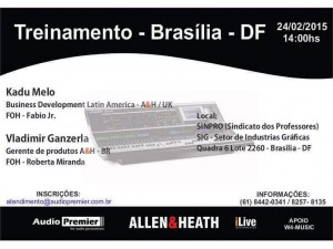 Workshop Brasilia