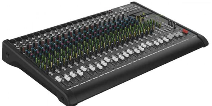 Namm 2015 – RCF amplia sua linha de mixers