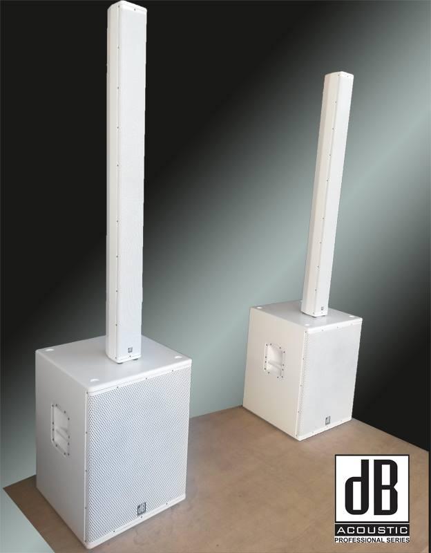 Sistema de Coluna – DB Acoustic